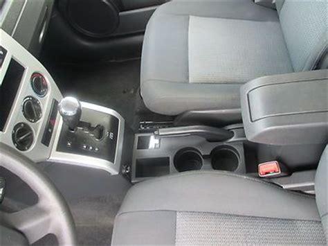 2008 Jeep Patriot Interior Find Used 2008 Jeep Patriot Sport Loaded Interior Warranty