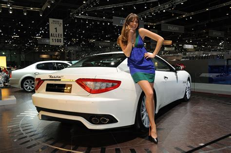 Mase I Granturismo S Automatic World Debut In Gene