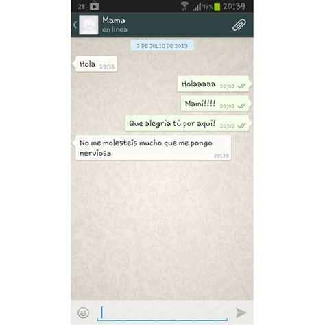 imágenes graciosas conversaciones de whatsapp chistes de chat las conversaciones de whatsapp m 225 s graciosas taringa