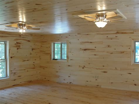 Tongue Groove Wood Ceiling Panels Knotty Pine Paneling Tongue Groove Woodhaven Log