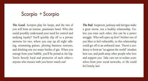 Things You Need For Your Bedroom 10 Quotes About Scorpio Scorpio Relationships Scorpio Quotes