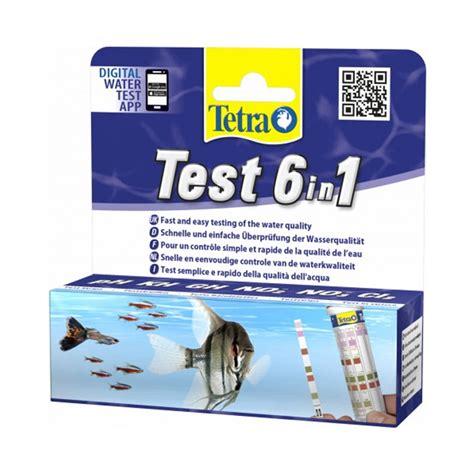 Tetra Test Ph By Jo Aquarium tetra aquarium test strips 6 in 1