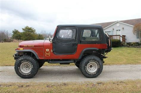 1976 Jeep Cj7 For Sale Find New 1976 Cj7 In Indiana United States