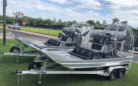 airboat build custom builds american airboat corp