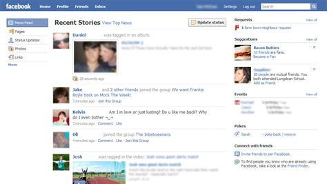 home design facebook confirmed facebook design refreshment in the works