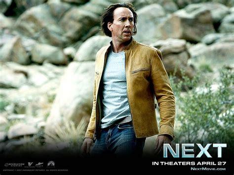 film next nicolas cage zitate nicolas cage in next 2007 wallpaper 6 wallcoo net