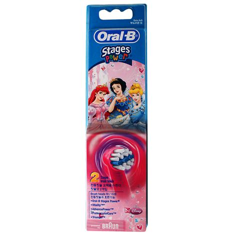 Diskon B Stages Power Brush Refill Cars Isi 2 Spare Brushes For Children S Electric Toothbrush Braun