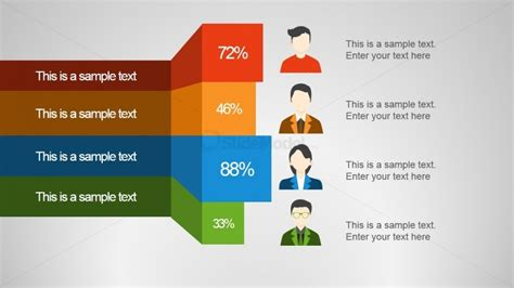 Employee Status Creative Slide Design   SlideModel