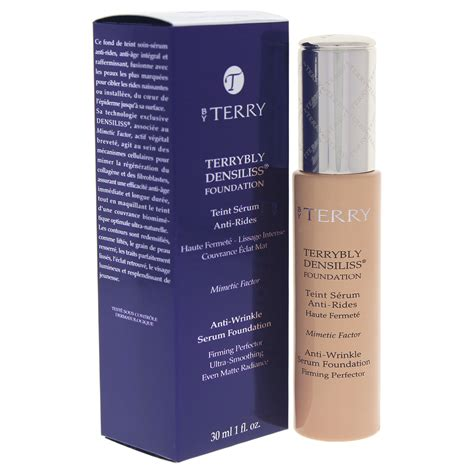 by terry terrybly densiliss wrinkle control serum foundation 55 amazon com by terry terrybly densiliss wrinkle control