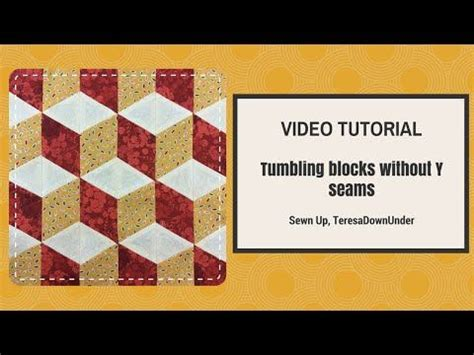 youtube pattern blocks 254 best images about quilt tutorials on pinterest quilt