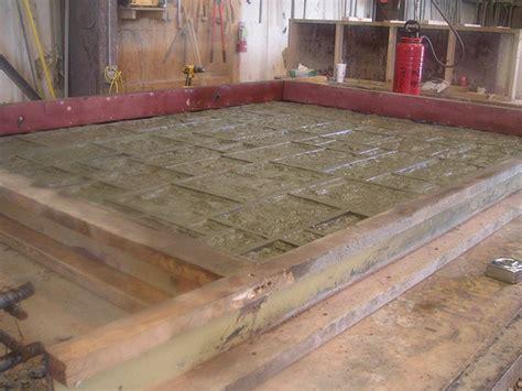 greensboro rubber st precast concrete rubber mold manufacture architecture nc