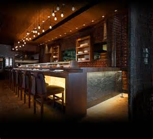 nobu japanese restaurants a unique concept also in interior design ruartecontract blog