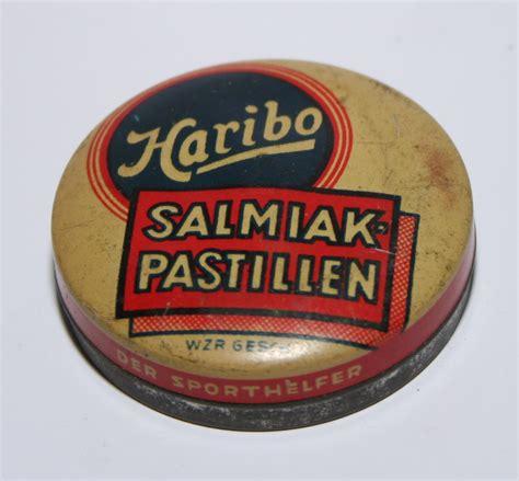 len puppenhaus alte blechdose haribo salmiak pastillen a399 ebay