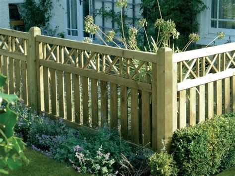 Trellis Fences Gartenzaun Aus Holz Tolle Ideen Archzine Net