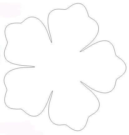 moldes de rosas para imprimir para fundas para celular mi escuela divertida moldes de flores i parte