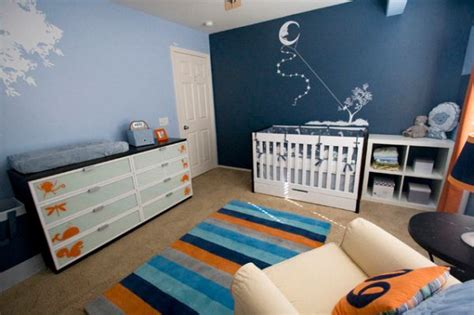 baby blue room a selection of colorful wall stickers for the nursery room