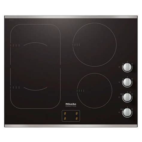 induction hobs uk km6325 induction hob from miele induction hobs shopping housetohome co uk