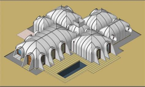 Hobbit Hole Floor Plan by Here S The Dirt On A Prefabricated Plastic Earth Sheltered