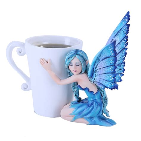 comfort cup comfort cup fairy by amy brown faery gifts fairyglen com