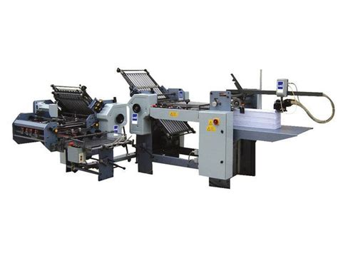 Industrial Paper Folding Machine - china paper folding machine china paper folding machine