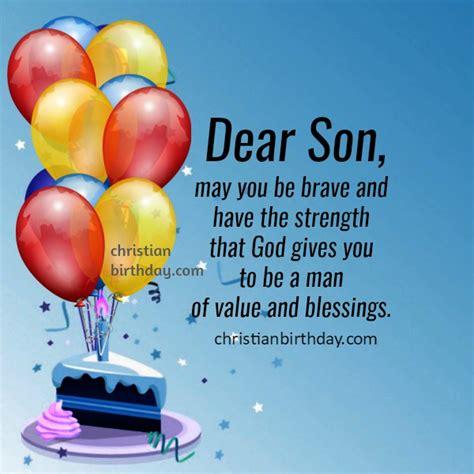 imagenes happy birthday son birthday card for my son kenny pinterest sons