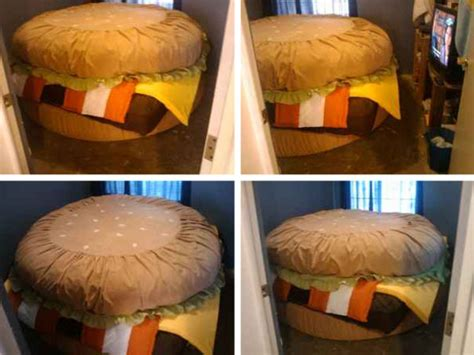 hamburger bed for sale burger bed for sale in los angeles serious eats