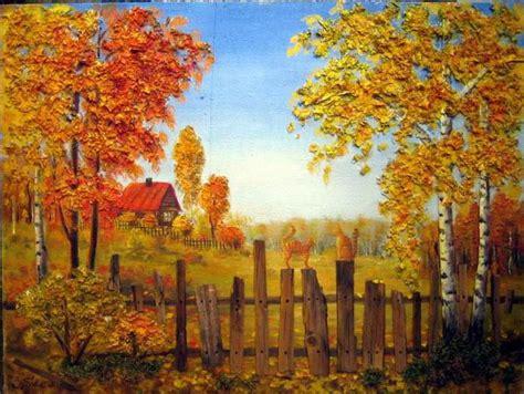 Autumn L by Autumn Cat Paintings L Zubova Autumn Cats