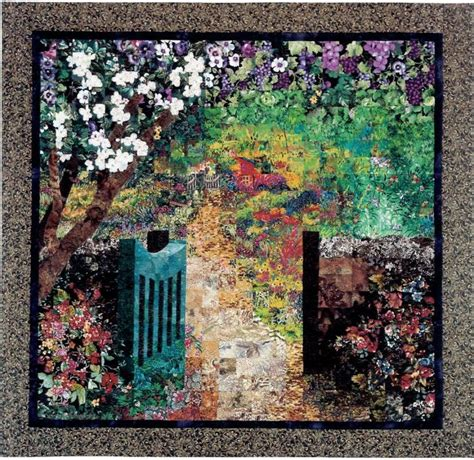 art quilt pattern fabric art by lenore crawford art quilts i love