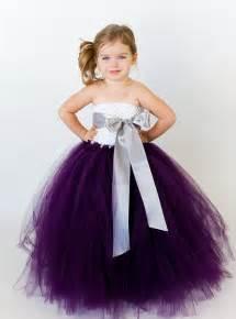 10 colors ribbon purple tulle flower tutu dress floor