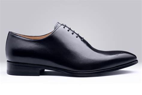 vasco noi richelieu vasco noir pour homme finsbury shoes