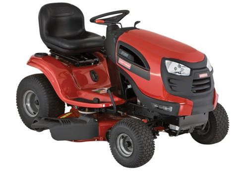 Craftsman 20390 Lawn Mower Amp Tractor Consumer Reports