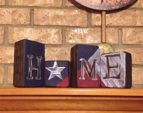texas decorations for the home buy a custom mantle decor texas flag home decor texas