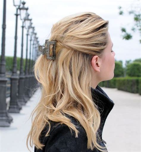 claw hairclip hairstyles 16 best claw clip hairstyles get classy in seconds blog