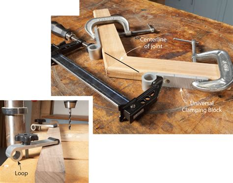 woodworking tool news multipurpose clamp aids popular