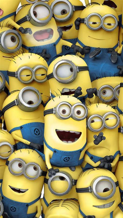 wallpaper for iphone 5 minion minions despicable me the iphone wallpapers