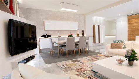 salon comedor decoracion decoraci 243 n de sal 243 n comedor y pasillo estudio