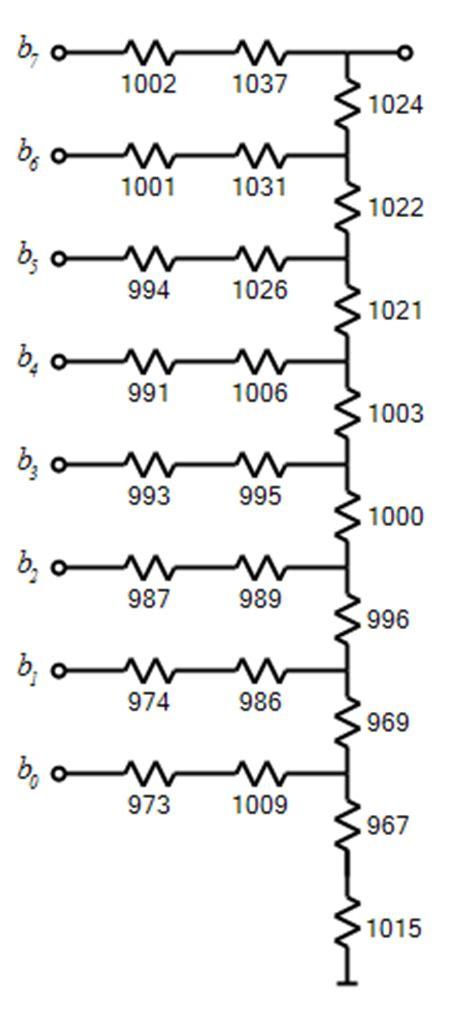 how to make a resistor ladder nerdkits r 2r ladder using random crap resistors basic electronics
