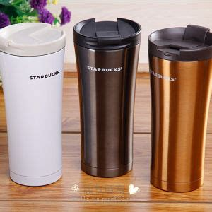 Termos Tumbler Logo Starbucks china stainless steel starbucks thermos mug travel coffee