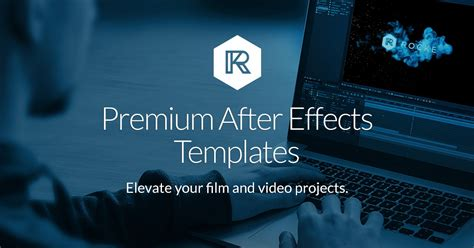 Video Elements After Effects Templates Rocketstock After Effects Fog Template
