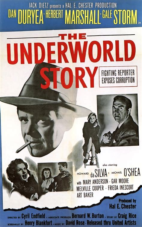 underworld usa film noir film noir posters2