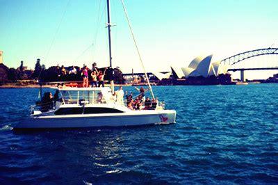 small catamaran hire gold coast onboat inc 187 35 feet customized catamaran yacht hire sydney