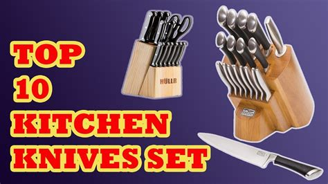 top 10 best kitchen knives in 2017 reviews 10 best kitchen knives set 2017 best kitchen knives set