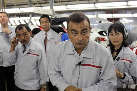 carlos ghosn leadership style nissan 日産自動車九州