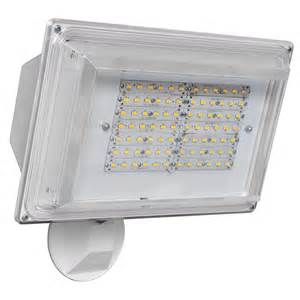 Led Security Light Fixtures Led Sl42wh Amax Lighting Led Sl42wh Led Security Flood Light Goinglighting