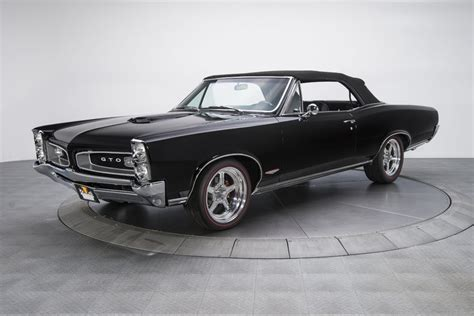 132597 1966 pontiac gto rk motors 136015 1966 pontiac gto rk motors classic and performance cars for sale