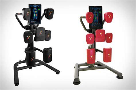 hi tech punching equipment nexersys boxing system