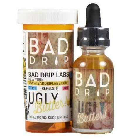 Bad Drip 30ml Perminum Liquid Usa Diskon bad drip e juice butter