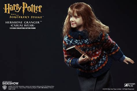 harry potter hermione harry potter hermione granger casual wear version sixth