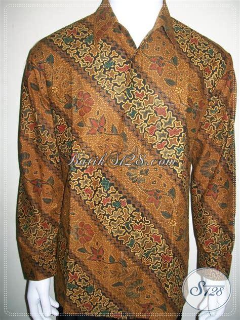 New Produk Kemeja Exclusive P Da Murah baju batik wanita modern batik mewah elegan exclusive pria