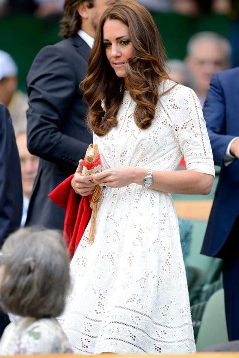 Kate Middleton At Wimbledon 2014 | kate middleton and prince william arrive at wimbledon 2014